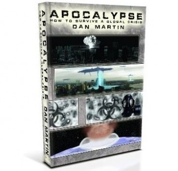 Apocalypse, How to Survive a Global Crisis Soft Cover Book at diySufficient.com only $19.95