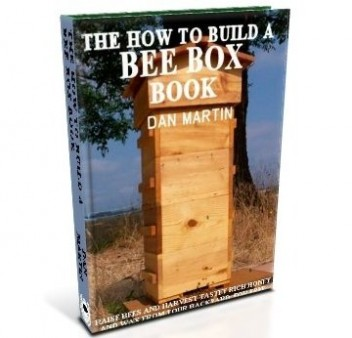 Bee Box, DIY How to Build book at diySufficient.com only $4.99