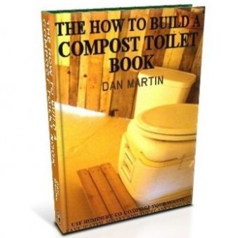 Compost Toilet, DIY How to Build book at diySufficient.com only $4.99