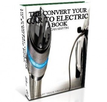 Convert Your Car to Electric, DIY How to book at diySufficient.com only $4.99