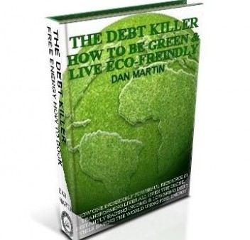Kill Debt, DIY How to book at diySufficient.com only $0.00