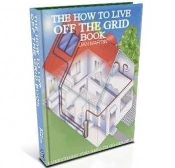 Live Off the Grid, DIY How to book at diySufficient.com only $4.99