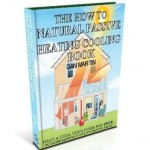 Natural Passive Heating & Cooling, DIY How to book at diySufficient.com only $9.99