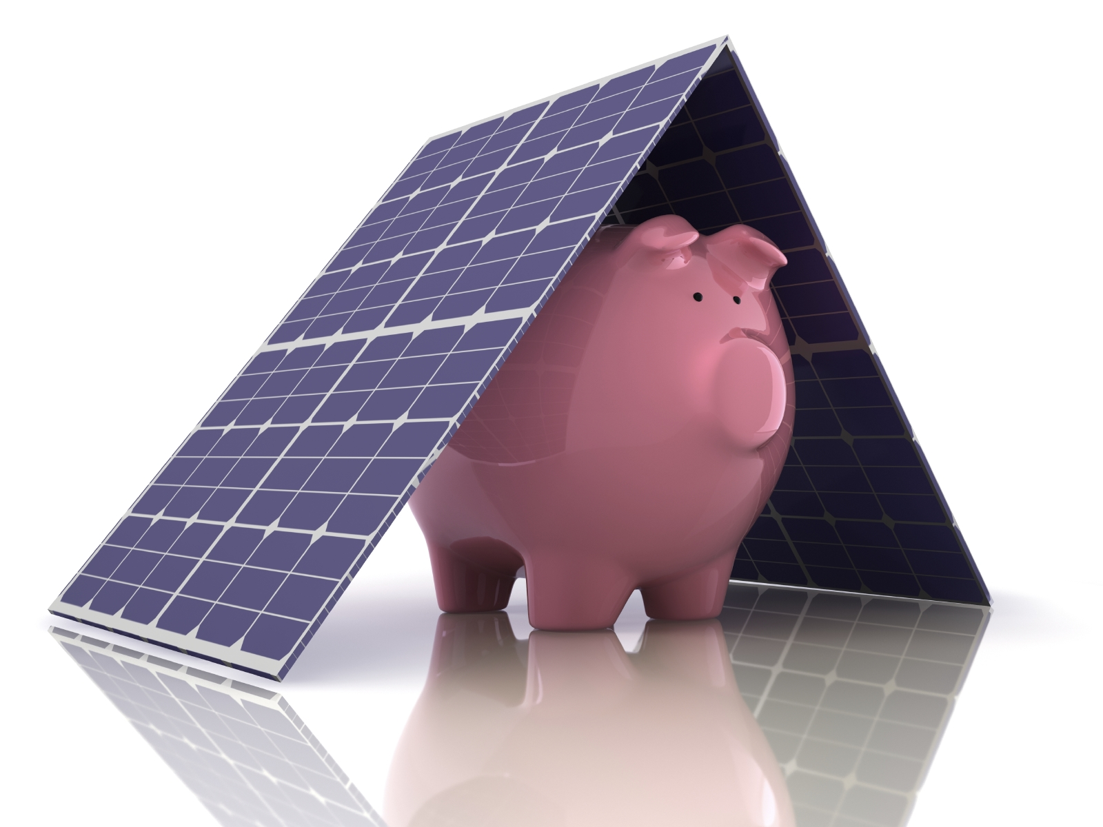 Using Solar Panels on Economic Crisis