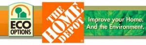 diySufficient.com and Homedepot Eco Options Partner