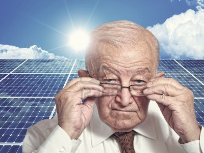 solar panels secures your retirement