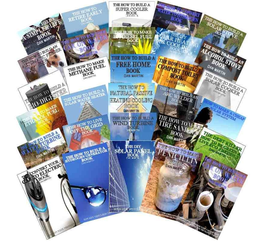 All e-Books Pack (our complete collection) $29.95