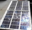 solar panel from free solar cells