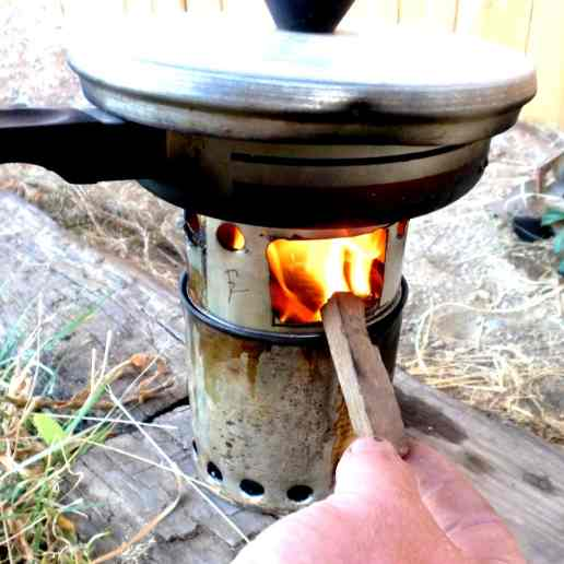 homemade wood gas gasification stove ... - Build A Wood Gas Stove DIYSufficient.com