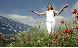 How being self sufficient can help the environment energy