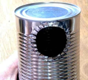 recycled tin cans arts and crafts