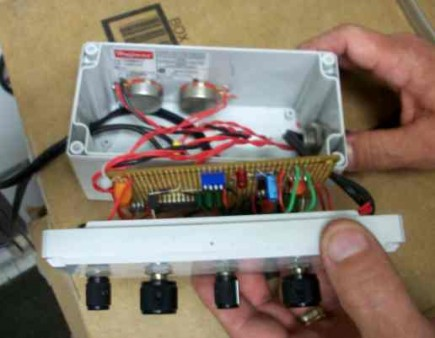 hydrogen generator fuel cell controller wiring